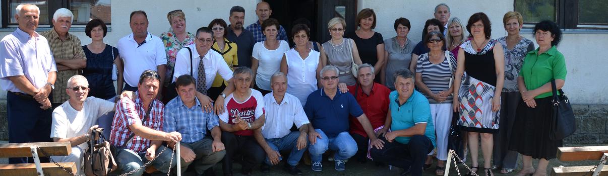 Sastanak generacije osnovaca Vranjak 2014.