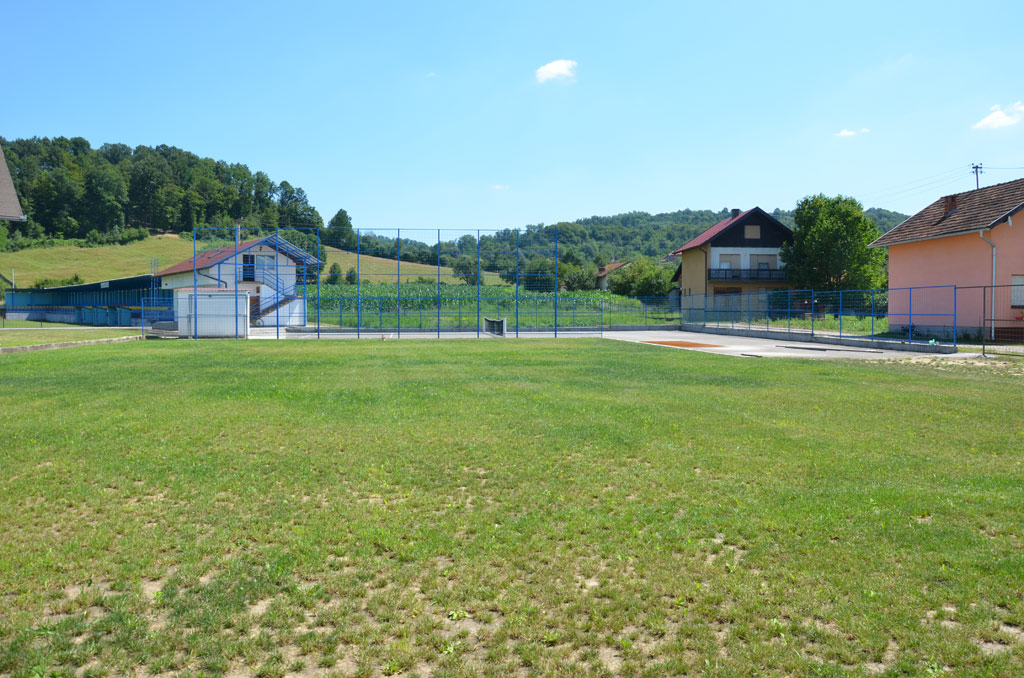 Teren za mali fudbal - pomoćni teren FK Vranjak