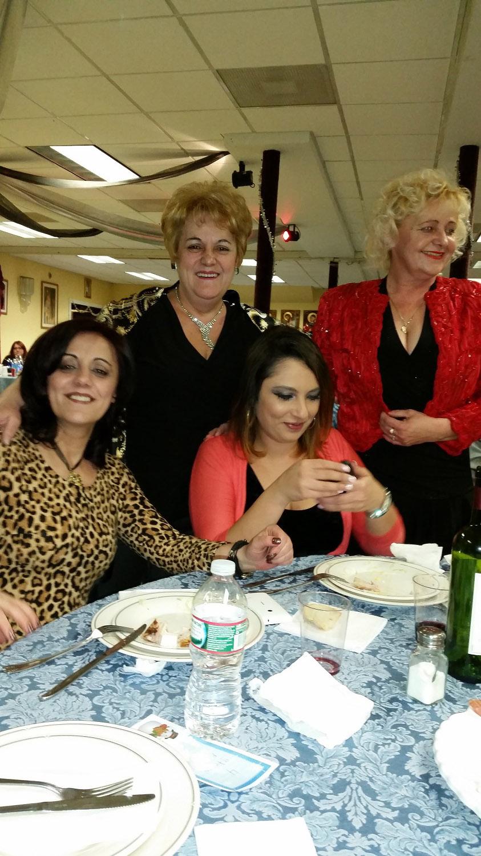 Proslava Pravoslavne Nove Godine u Paterson - USA